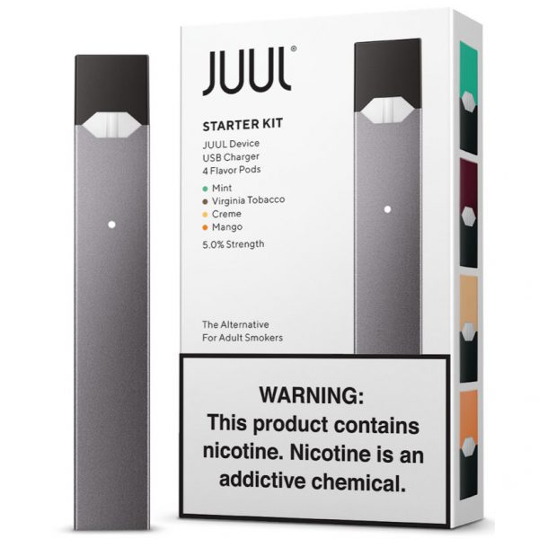 JUUL-Pod-system-All-In-One Starter Kit Vape R