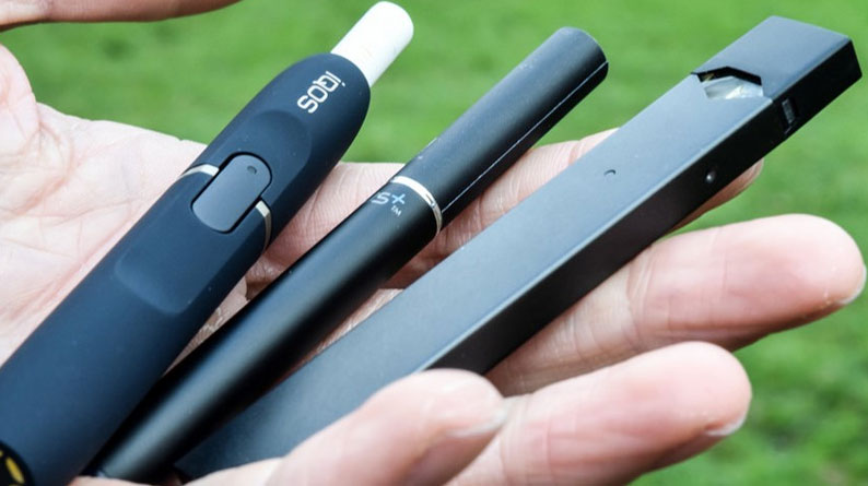 What Are Electronic Cigarettes And Vaping