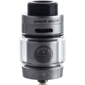 Zeus Dual Best RTA Vape Tanks for flavor and clouds 350