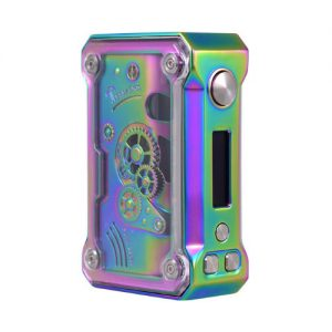 TESLA PUNK 220W MOD 2 x 18650 RGB Vape Ranker 500