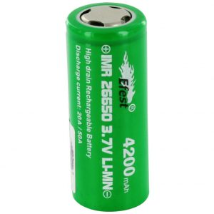 Efest-IMR-26650-4200mAh-50A-Green-Flat-Top-Battery-676