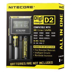 Nitecore-D2-2-Slot-Digital-Battery-Charger-LCD-Display-Li-ion-Ni-MH-Ni-Cd